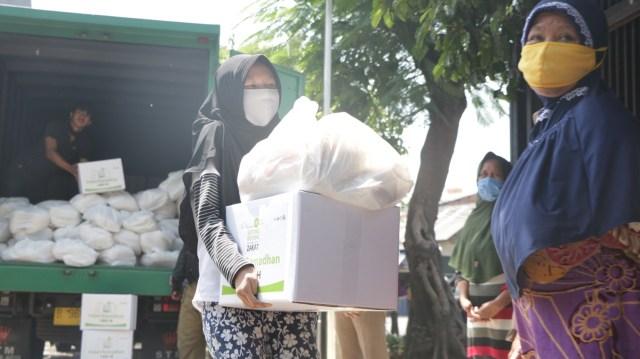 Bukti Kepedulian ZIS Rohis Lintasarta, Gotong Royong dengan Berzakat (24751)