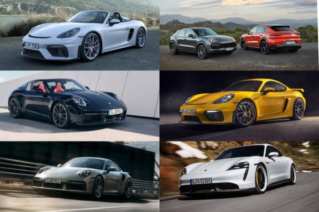 Tak Terpengaruh Corona, Setengah Lusin Mobil Baru Porsche Siap Gempur Tanah Air (69772)