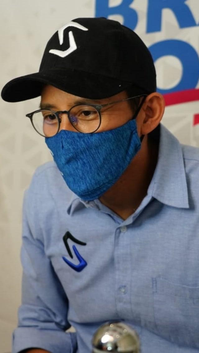 Sandi Gandeng Brand Lokal Buat Lelang Donasi untuk Bantu Tangani Corona (27961)