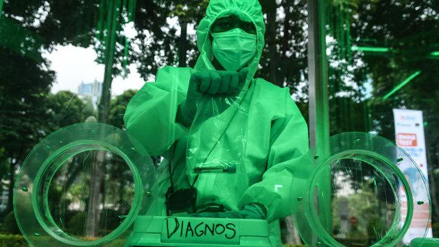 Perda Corona Jakarta: Tolak PCR hingga Vaksin Bisa Kena Denda Rp 5 Juta (198366)