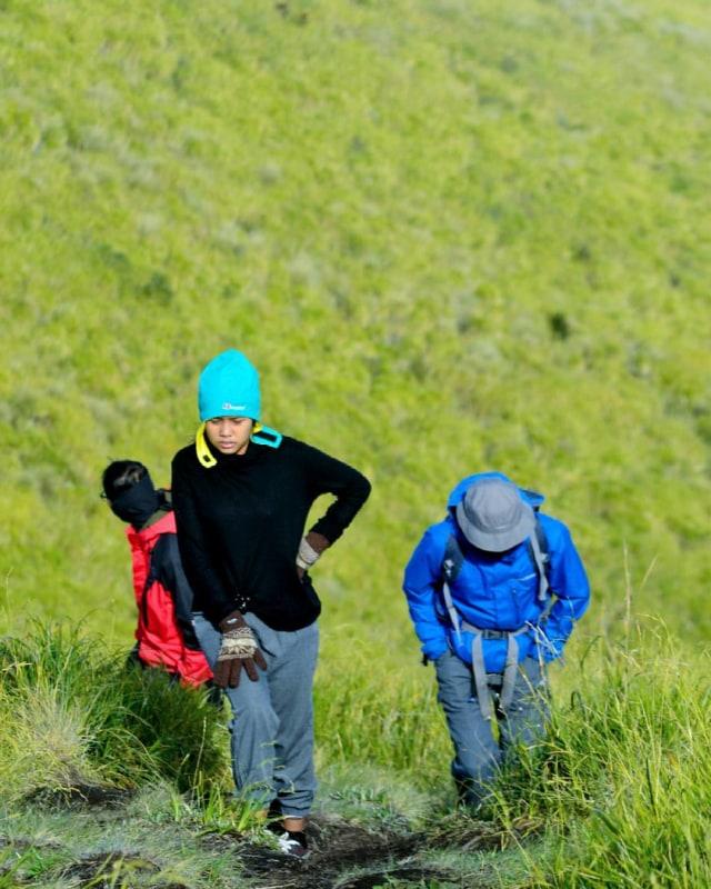 Beberapa Spot Foto Eksotis di Sabana Gunung Merbabu (247)