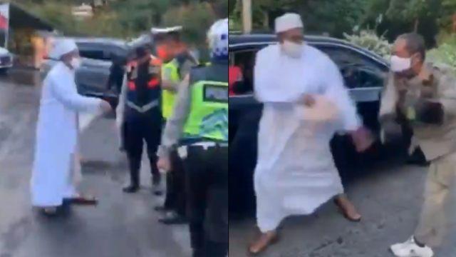 Sempat Lawan Petugas PSBB, Siapa Sebenarnya Habib Umar Assegaf?  (113895)