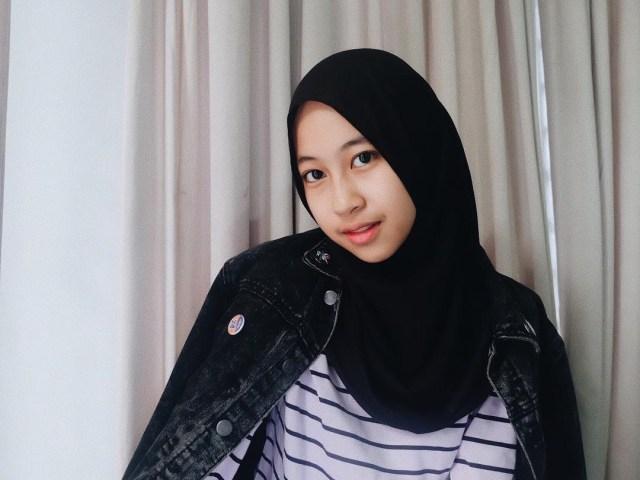 Profil Adiba Khanza, Putri Almarhum Uje yang Fokus Pendidikan Dibanding Karier (82758)