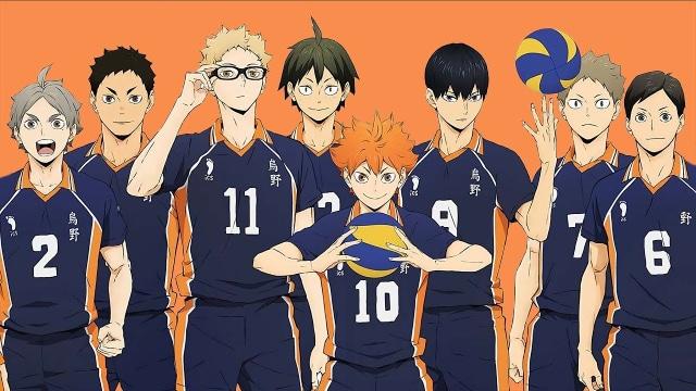 7 Anime Bergenre Olahraga Sembari Memeriahkan Olimpiade Tokyo 2020