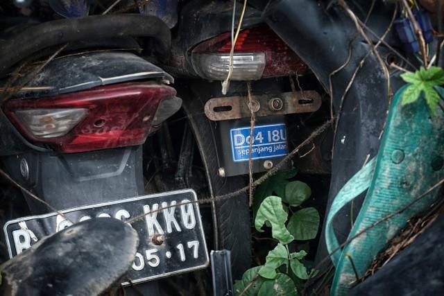 Kisah Mistis Kuburan Motor di Bekasi  (116578)