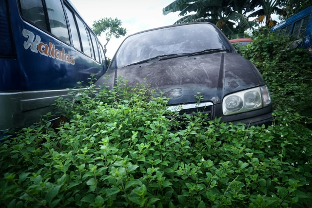 Kisah Mistis Kuburan Motor di Bekasi  (116577)