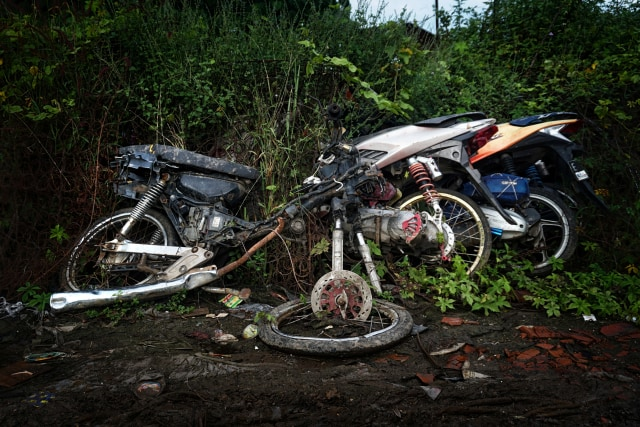 Kisah Mistis Kuburan Motor di Bekasi  (116576)