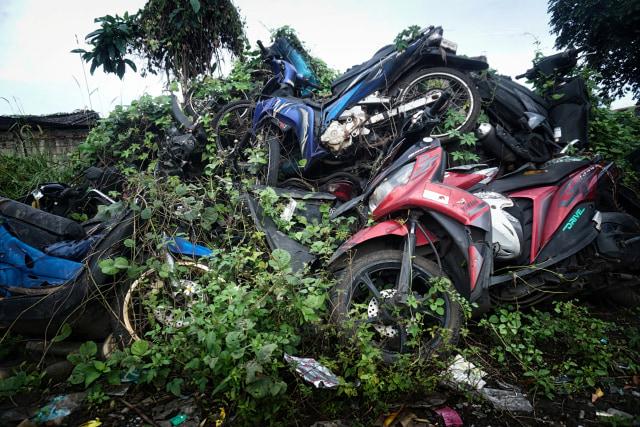 Kisah Mistis Kuburan Motor di Bekasi  (116575)