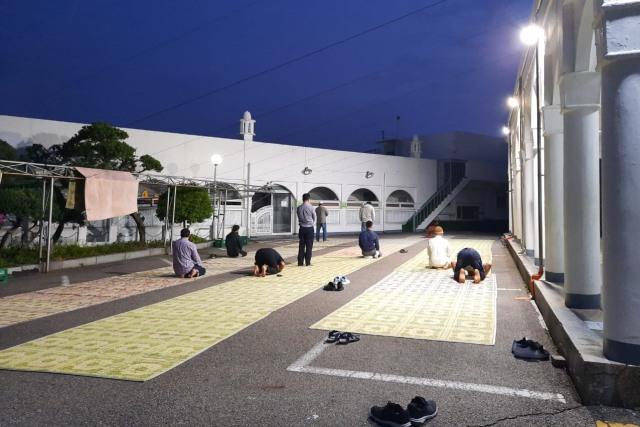 Kisah Ramadhan di Korea: Masjid Itaewon yang Sepi Karena Corona (2) (373870)
