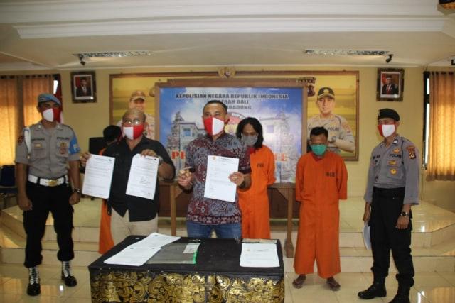 Pemalsu Surat Sehat Corona di Bali Pakai Kop Surat Puskesmas dan RSUP Sanglah (43163)