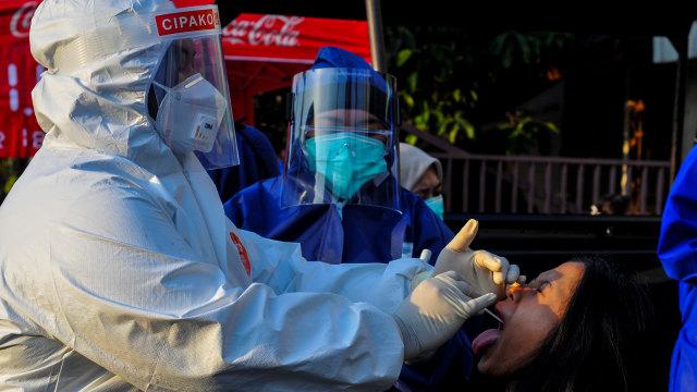 RS Rujukan COVID-19 di Kota Bekasi-Tangsel Sudah 80% Lebih Terisi (563441)