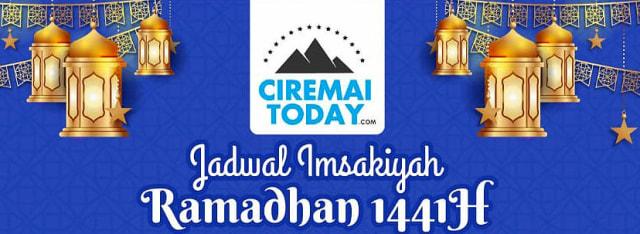 Jadwal Imsakiyah Sabtu (23/5) Wilayah Cirebon, Indramayu, Majalengka, Kuningan (173316)
