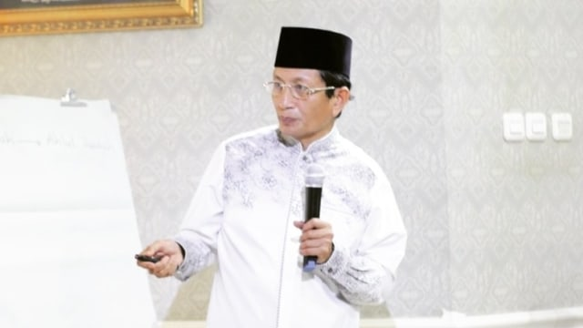 Nasaruddin Umar.