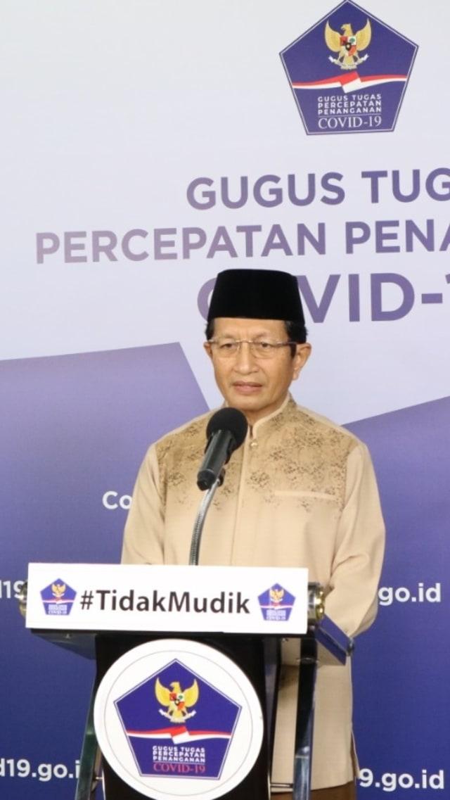 PTR- Imam Besar Masjid Istiqlal Nasaruddin Umar