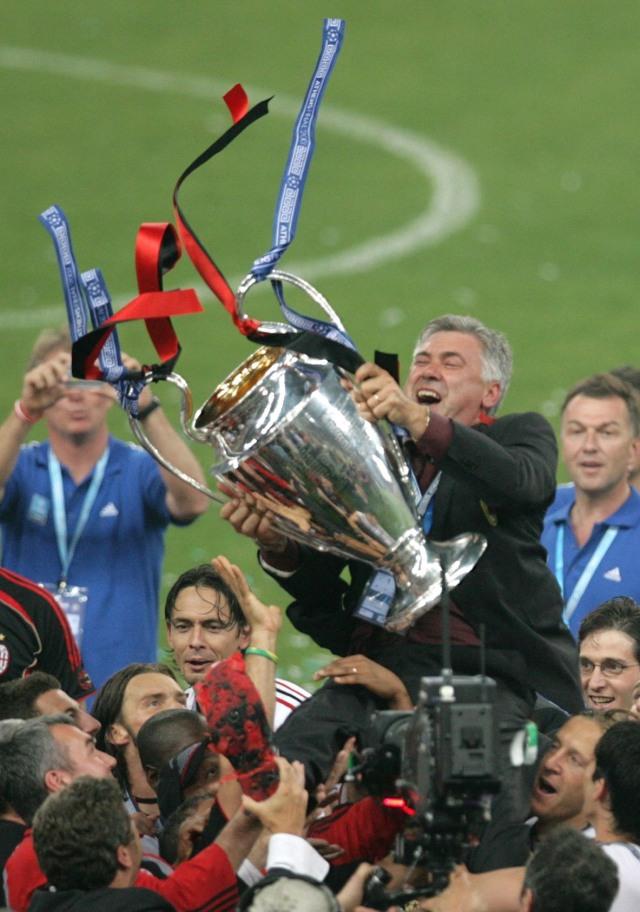 AC Milan Adalah 'Rumah' Carlo Ancelotti (635696)