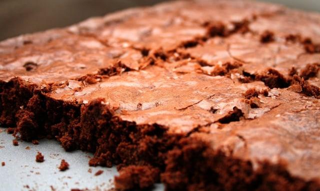 Ilustrasi brownies