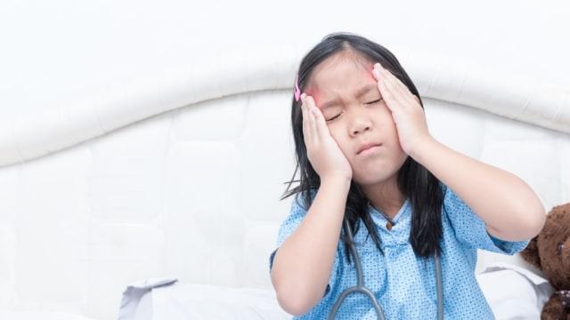 Anak Sering Mengeluh Sakit Kepala, Mungkinkah Alami Hipertensi? (223)