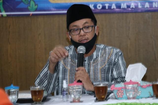 Wali Kota Malang Ajak Tenaga Kesehatan Takbir Online (38626)