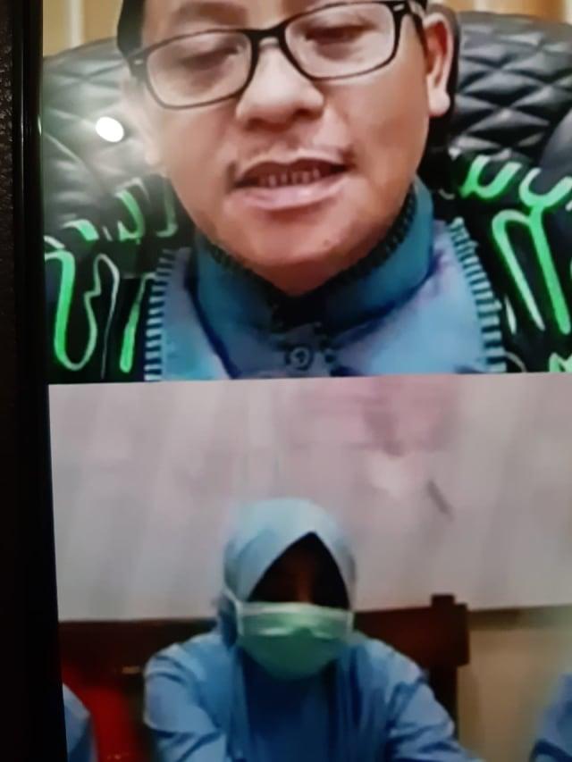 Wali Kota Malang Ajak Tenaga Kesehatan Takbir Online (38627)