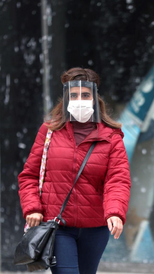 PTR - Buenos Aires Argentina di tengah pandemi corona