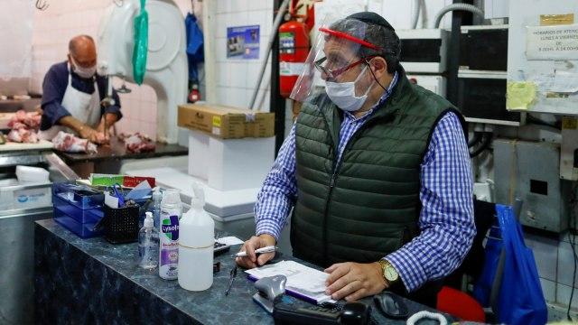 Buenos Aires Argentina di tengah pandemi corona