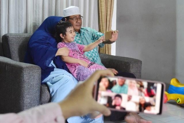 Menkominfo Ajak Masyarakat Lebaran Digital, Pastikan Jaringan Berkualitas (254534)