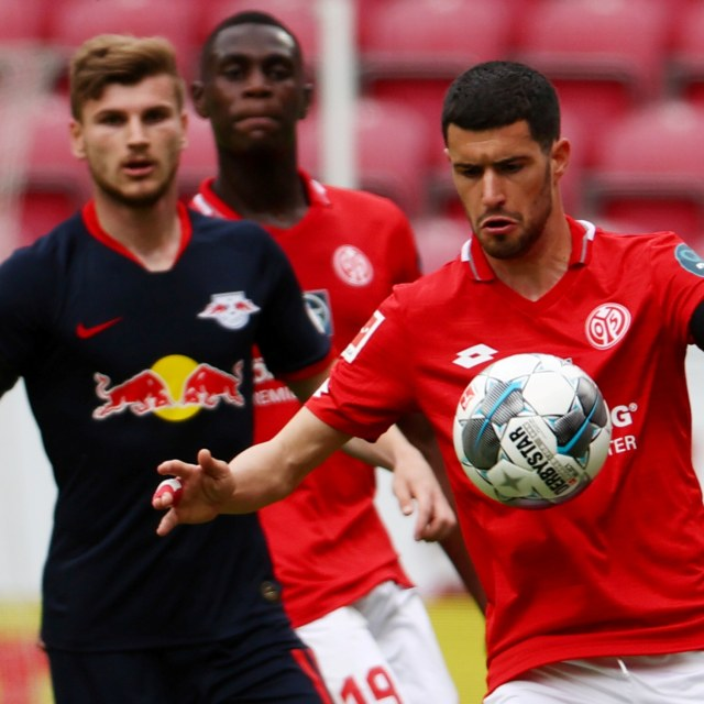 Timo Werner Cetak Hat-trick, Leipzig Gasak Mainz 5-0 (648406)