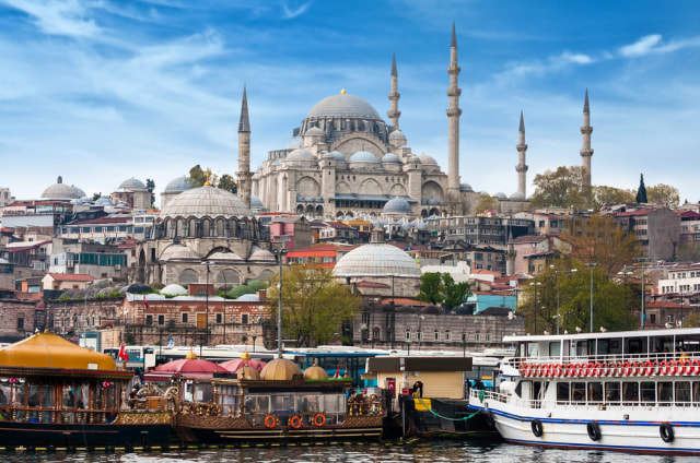 Diubah Kembali Menjadi Masjid, Hagia Sophia Sudah Terima 1,5 Juta Wisatawan  (15825)