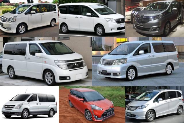 Menarik, 8 Pilihan MPV Pintu Geser Bekas Harga di Bawah Rp 150 Juta (98335)