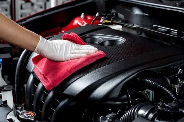 Pahami Pentingnya Bersihkan Mobil Sebelum Diparkir Lama Selama PSBB (670)