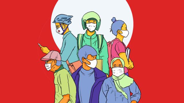 Pancasila Di Era New Normal Kesehatan Ketenagakerjaan Dan Kependudukan Kumparan Com