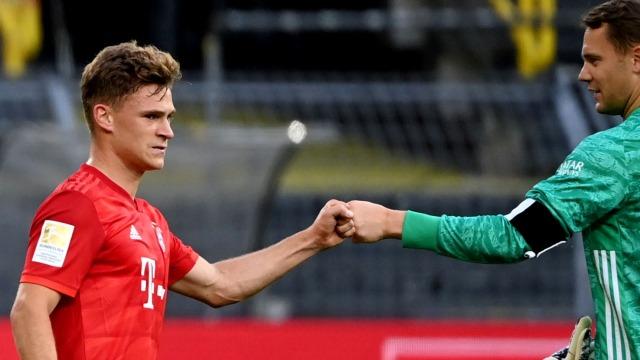 Joshua Kimmich Usai Bobol Gawang Dortmund: Gol Terbaik Sepanjang Karier Saya (251546)