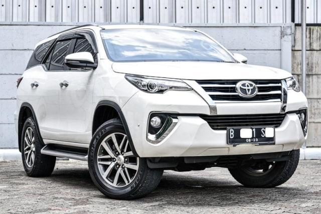 Toyota Indonesia Recall 6 Mobil, Ada Fortuner, Innova, dan Alphard (71500)