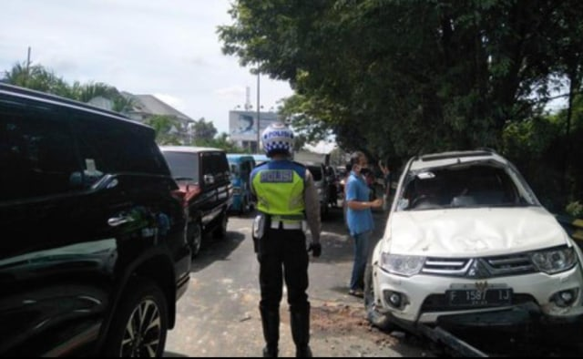 Polisi Duga Eggi Sudjana Mengantuk saat Kecelakaan di Bogor (307257)