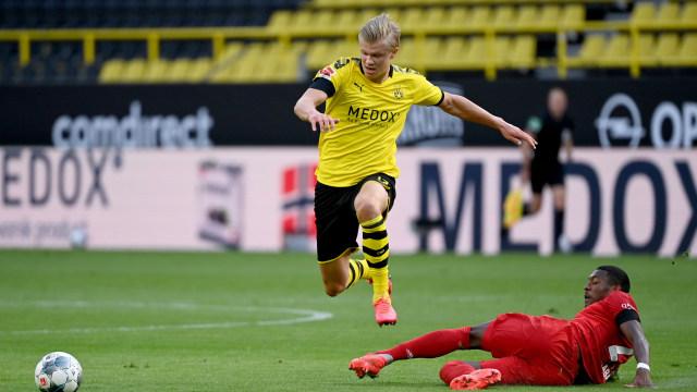 Kabar Gembira buat Dortmund: Haaland dan Reus Sudah Pulih dari Cedera (39984)