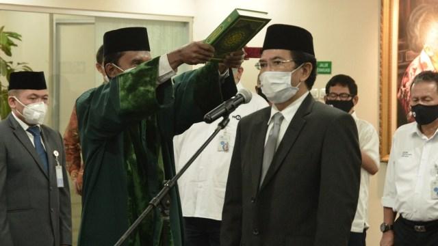 Komite Penyelamat TVRI: Polemik Rekam Jejak Iman Brotoseno Tanggung Jawab Dewas (114498)