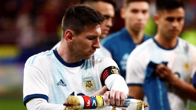 Bila Juara Piala Dunia, Biglia Ingin Messi Punya Serial Seperti 'The Last Dance' (71185)
