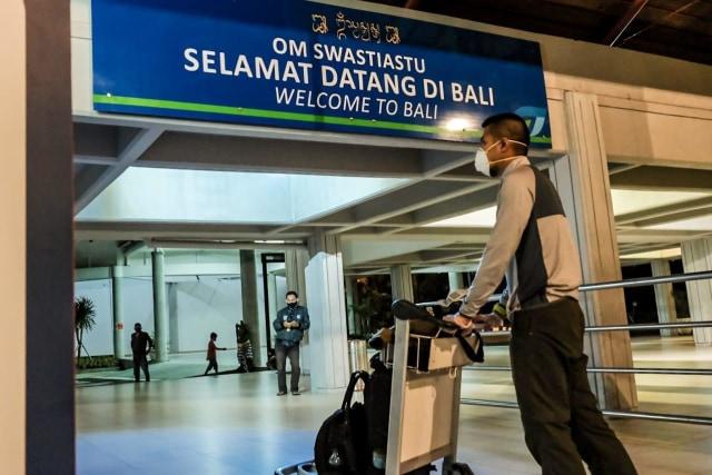 Bandara Ngurah Rai Dicoret Jadi Pintu Masuk Pelaku Perjalanan Luar Negeri ke RI (100398)