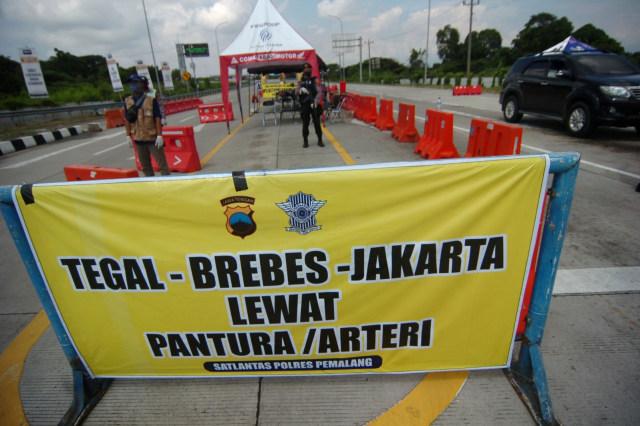 Arus Balik Idul Adha: 372.692 Kendaraan ke Jakarta, Ini Titik Rawan Macet di Tol (372724)