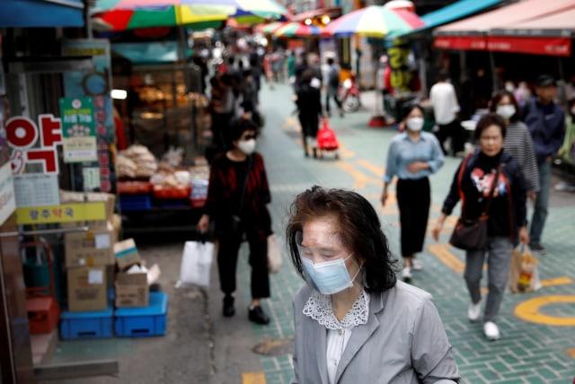 Virus Corona Kembali Merebak di Korsel, Social Distancing Berlaku Lagi (140270)