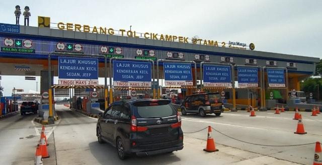 Polda Metro Jaya Tak Lakukan Penyekatan Kendaraan Lebaran Idul Adha 2020 (1186755)