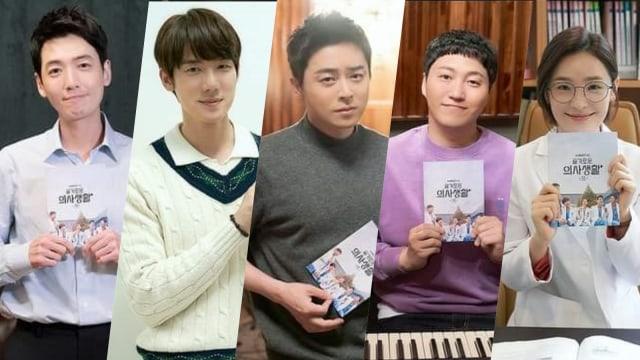 Pesan dan Kesan Para Pemeran Usai Drama Korea 'Hospital Playlist' Tamat  (40813)