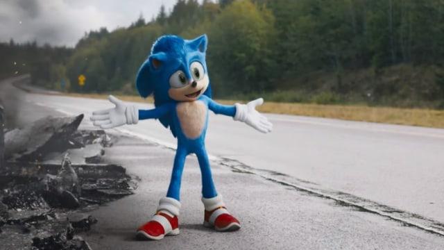 'Sonic The Hedgehog 2' Sedang Digarap oleh Paramount (809091)