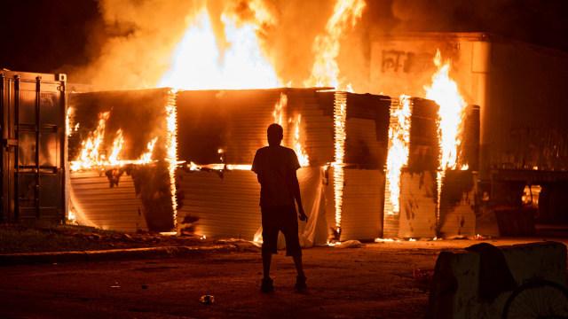 Trump Bakal Tetapkan Antifa Menjadi Organisasi Teroris (581)