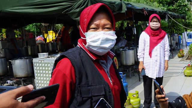 Risma Jengkel Data Kemiskinan Berantakan, Penyaluran Bansos Jadi Terkendala (64258)