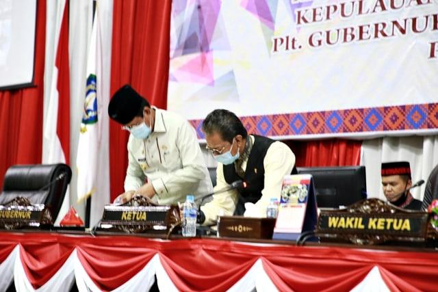 Raih WTP Ke-10, BPK Tetap Berikan Catatan Perbaikan ke Pemprov Kepri (10138)