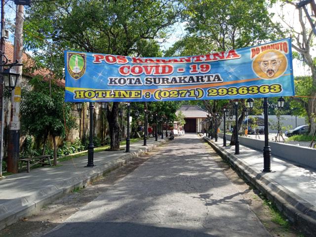 Penutupan Tempat Karantina untuk Pemudik di Graha Wisata Solo (68194)