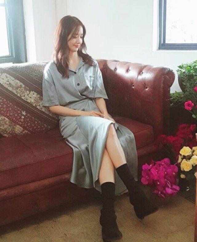 Yoona SNSD Ulang Tahun ke-30, Ini Potret Gayanya yang Kasual dan Stylish (308696)