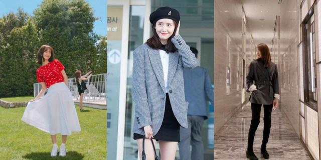 Yoona SNSD Ulang Tahun ke-30, Ini Potret Gayanya yang Kasual dan Stylish (308691)