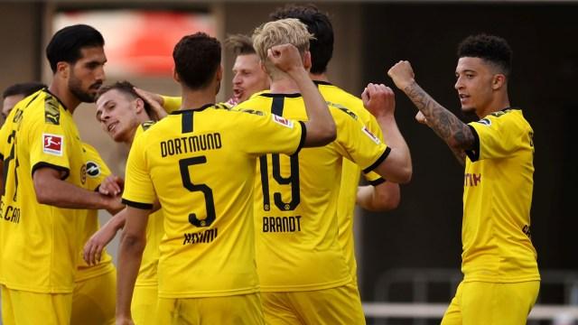 Jadwal Bola Malam Ini: Chelsea, Dortmund & Leipzig Siap Beraksi (114609)